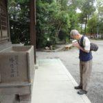 お目当ての健軍神社へ行きました!!【ココカラいっぽ】